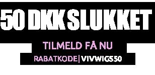 50 DKK Rabat Tilmeld Får nu